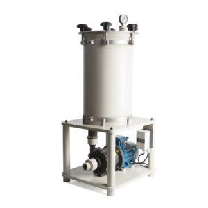Filtrace a filtrační jednotky